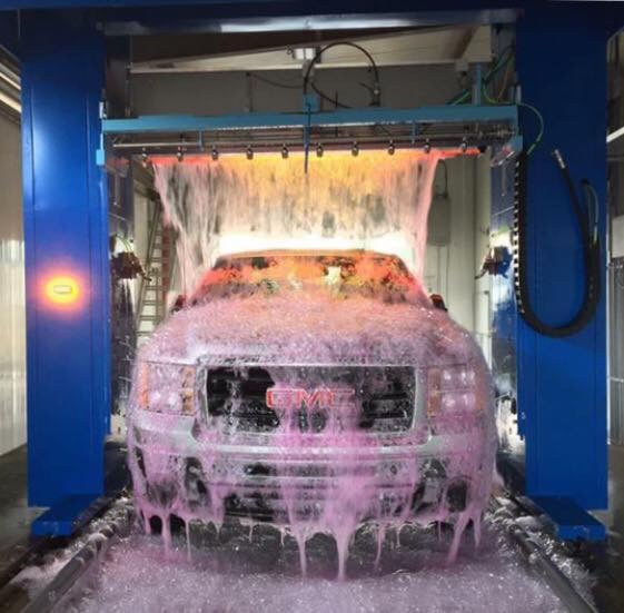 Airdrie Touchless Car Wash