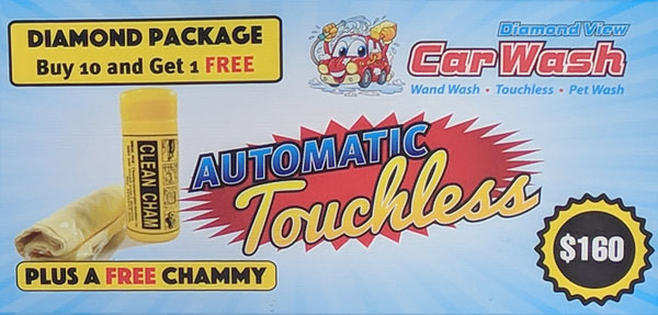 Airdrie Touchless Automatic Drive Through Car Wash