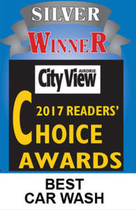 We are proud to be 2017 Reader`s Choice Awards Silver Winner conducted by Airdrie City View